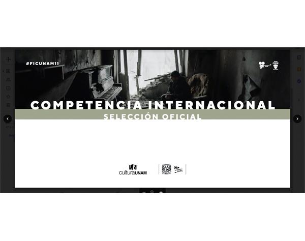 FICUNAM selecciona películas de Chile, Dominicana, México y España