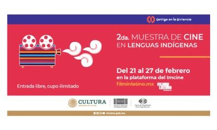 Imcine presenta II Muestra de Cine en Lenguas Indígenas