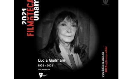 Fallece actriz mexicana Lucia Guilmáin a los 83 años