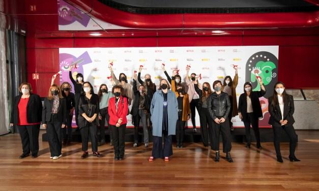 Huesca premiará a Asociación de Mujeres Cineastas CIMA