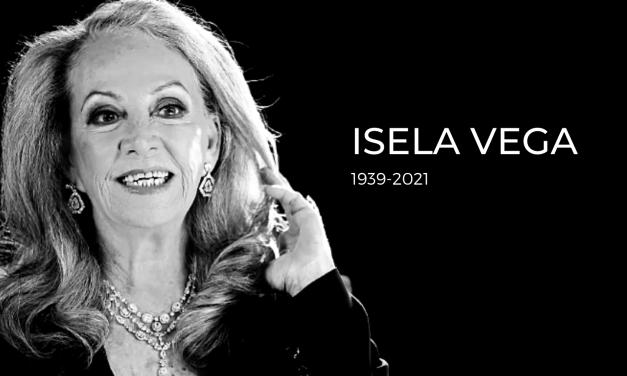 Fallece la transgresora actriz mexicana Isela Vega
