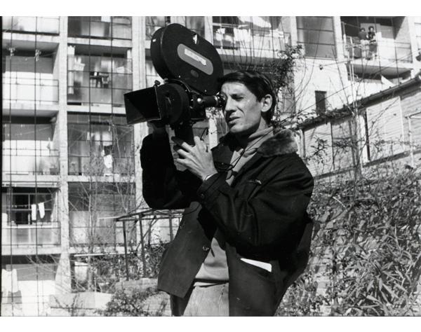Filmoteca española recibe legado de Basilio Martín Patino