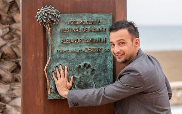 Festival de Málaga premia a Alejandro Amenábar