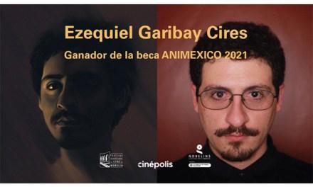 Guillermo del Toro y Cinépolis entregan beca Animexico