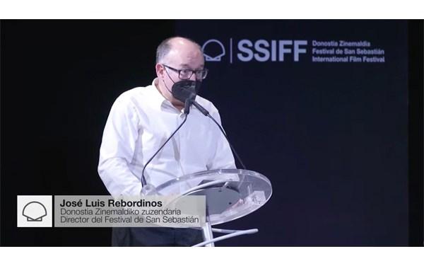 San Sebastián suprime el género en los premios de interpretación