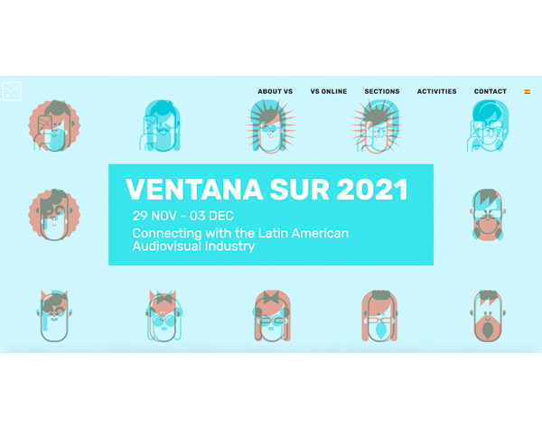 """Ventana sur presenta sección """"Solo series"""""""