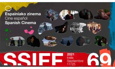 Cuatro filmes españoles competirán por la Concha de Oro