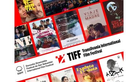 Festival de Transilvania proyecta programa de cine español de San Sebastián