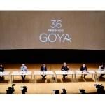 Los Goya de 2022 volverán a celebrarse con público