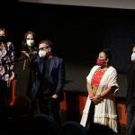 Ovación para cine mexicano en San Sebastián