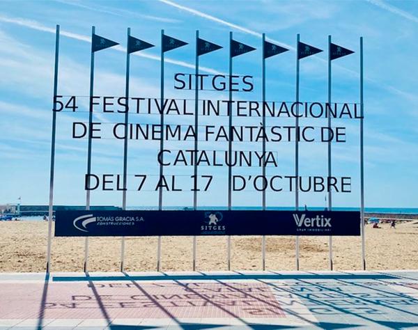 Comienza 54 Festival de Sitges de cine fantástico