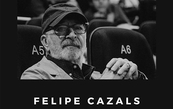 Fallece el gran director mexicano Felipe Cazals