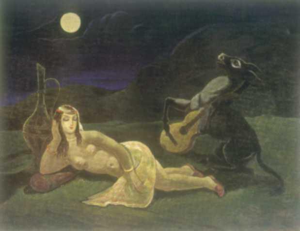 Tskhneti Serenade (1958)