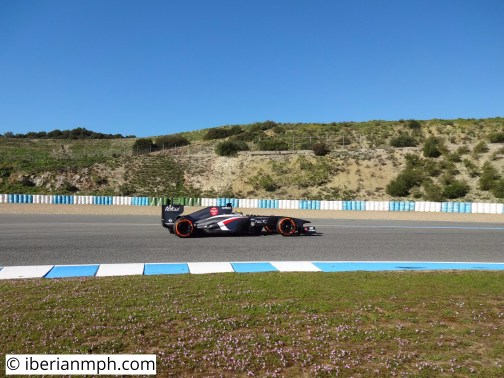 Guti y Fórmula 1