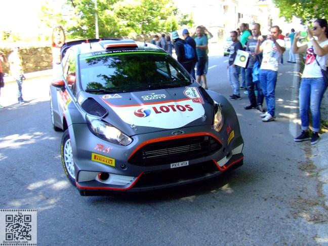 WRC and Kubica