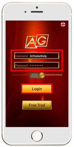Installing iAG on iPHONE (iOS)-step 10