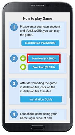 Installing iPT on Android Live Games-step 6