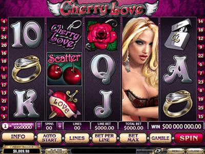 iBET S888(SCR888,SKY888) Cherry Love Slot Game