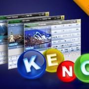 iBET KENO Game 1
