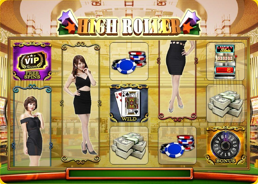 High Roller Games Screen-1