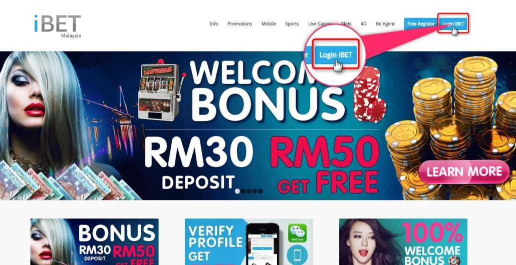 iBET Onlien Casino Happy Chinese New Year! Ang Pow Free Credit tutorial!