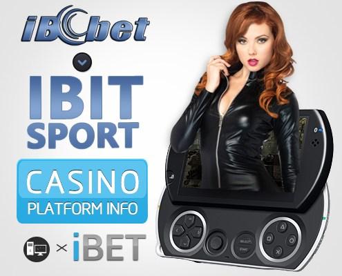 iBET Online Casino ─ iBIT Sport Platform Information