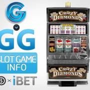 iBET Online Casino GG Game Room Slot Game Info