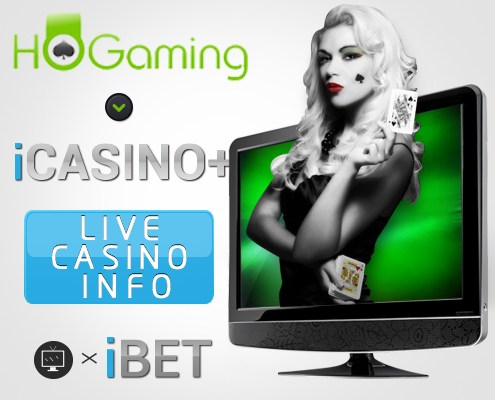 iBET Online Casino HG ─ Live Casino Games Introduction