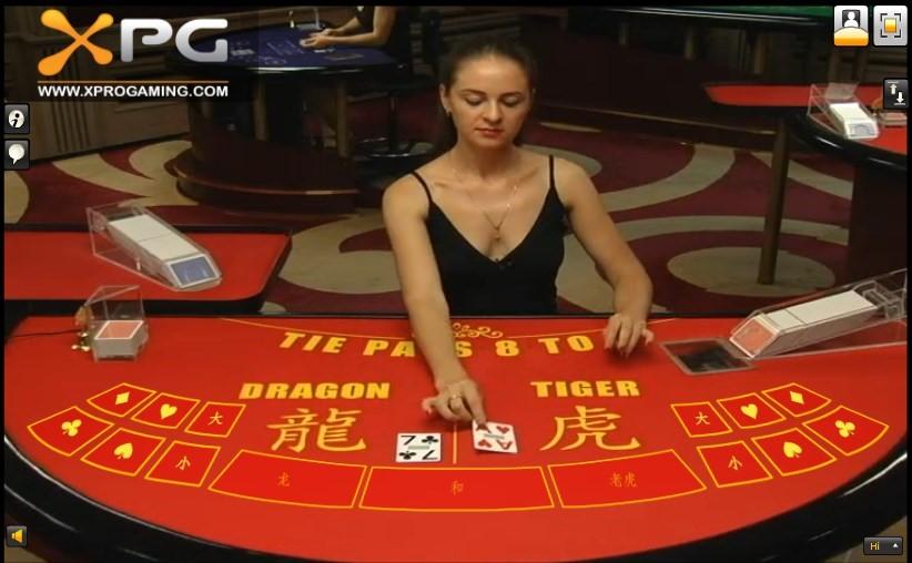 iBET Online Casino – XPG Live Video Game Introduction