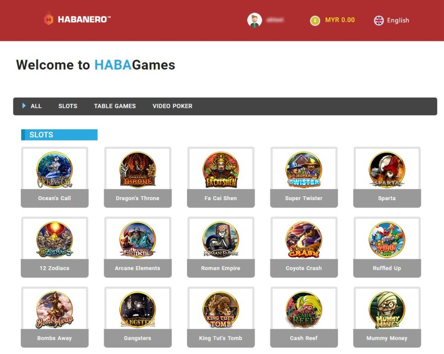 iBET Online Casino ─ HABA Platform Slot Games Info-HABA platform