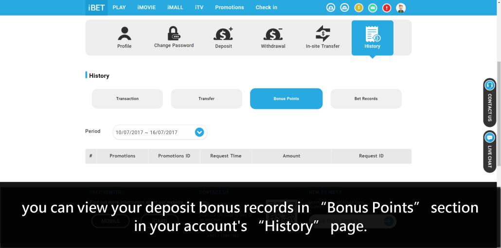 iBET Online Casino - Get Extra 100% Deposit Bonus Tutorial