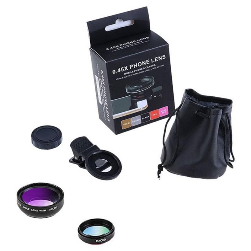 Macro Lens 2 in 1