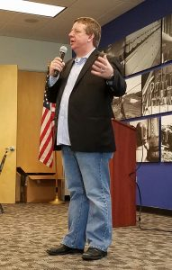 California Labor Federation Communications Director Steve Smith