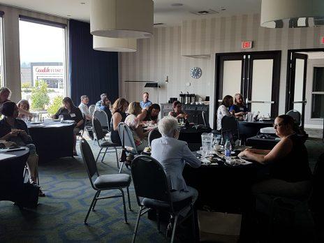 PGNAETA Women's Forum in PG 08-03-17 2