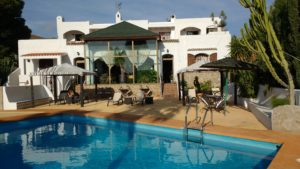 Agua Amarga Accommodation