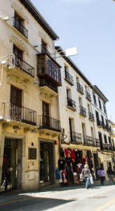 Accommodation in Granada