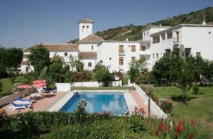 Accommodation in La Taha