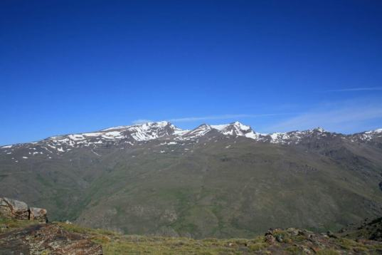 Self guided trekking sierra nevada