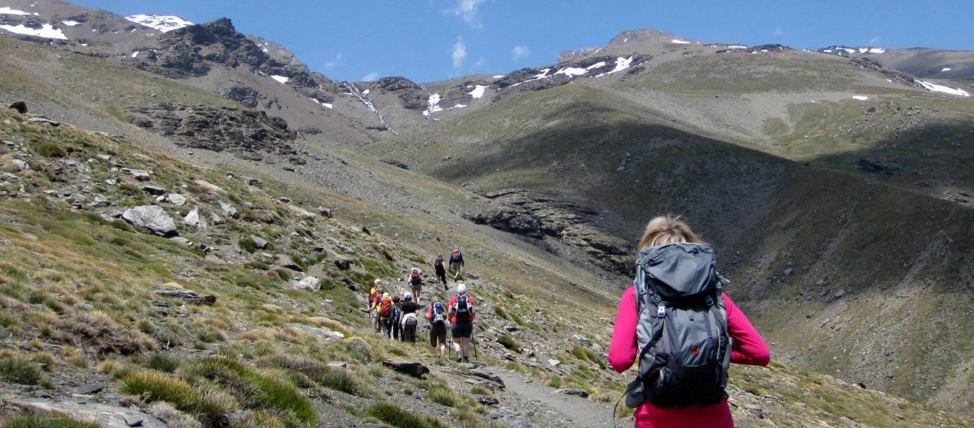 Guided Walking Holiday Spain