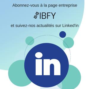 IBFY page entreprise linkedin
