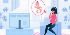 اعراض الشهر التاسع أيضا تعرفي على أبرز علامات قرب الولادة