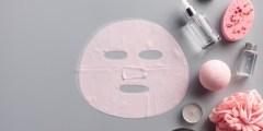 طريقة استخدام قناع الوجه الكوري