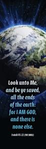 Isaiah4522_Bookmark 2020 Globe