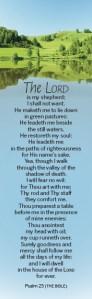 Psalm23_Bookmarks 2021 greenpastures