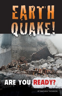 earthquake tract cover