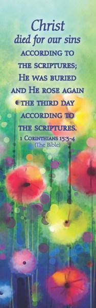 I Cor 15:3-5