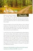 A Time to Decide