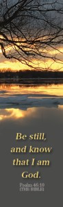 Psalm4610_Bookmark 2019 WinterSunset