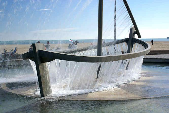 Idea 8 Boat Sculpture Theme IBI Group Public Art