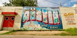 Famous Greetings from Austin Mural